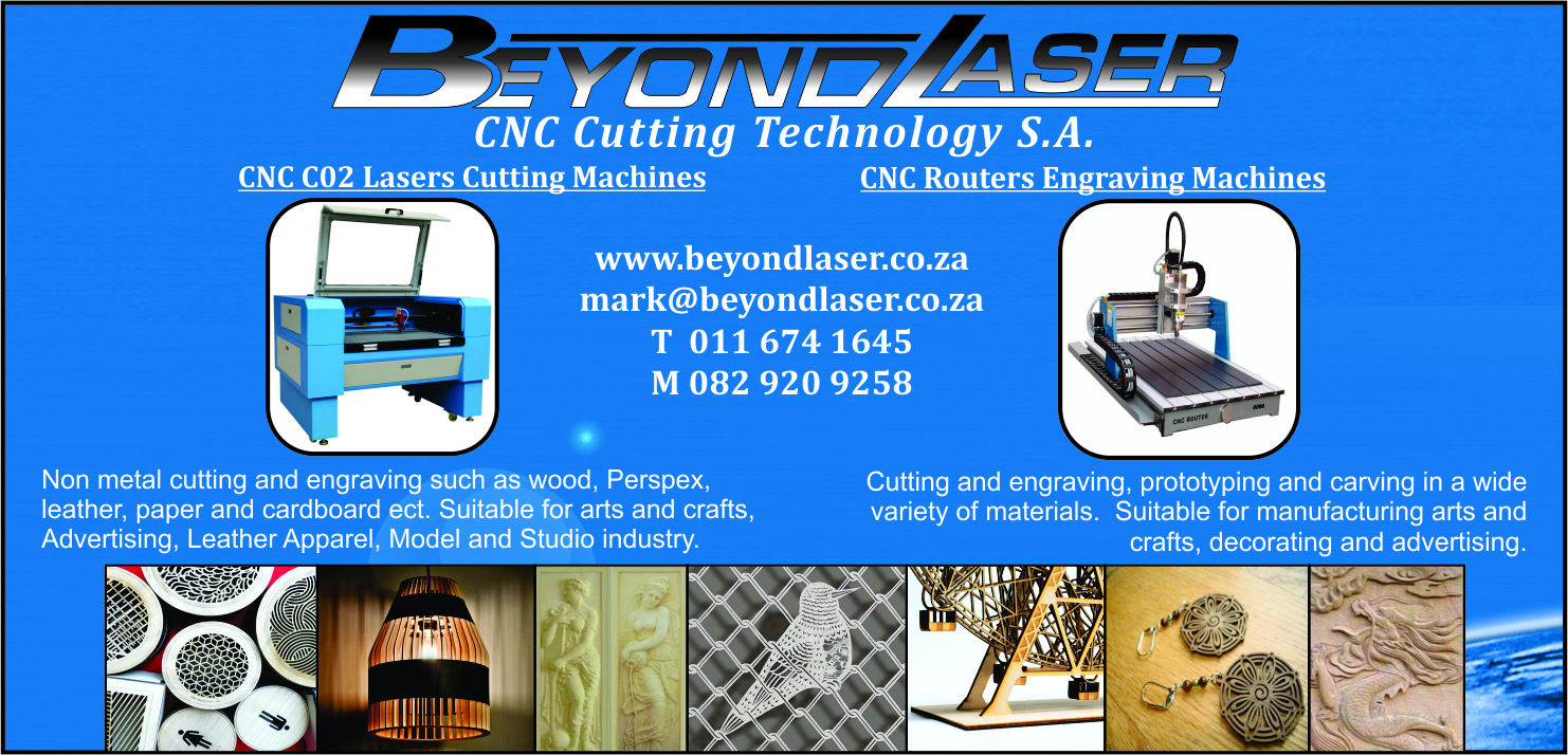 Beyond Laser CNC cutting technology South Africa